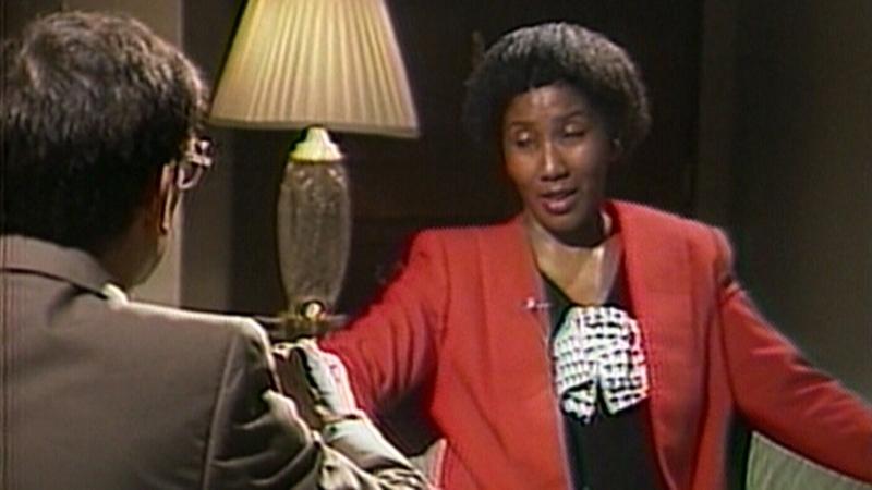 Archive: Canada AM interviews Maki Mandela