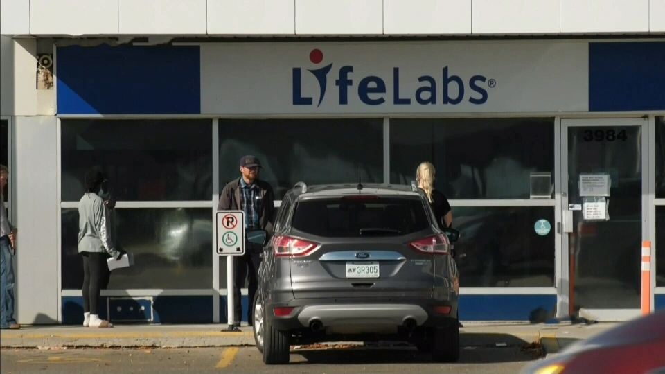 Concerns raised at LifeLabs in Regina