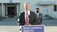 BC Liberals propose ditching provincial sales tax
