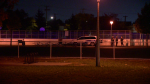 Montreal police are investigating after an 18-year-old was stabbed in the Villeray-Saint-Michel-Parc-Extension borough Monday night / Cosmo Santamaria, CTV News Montreal