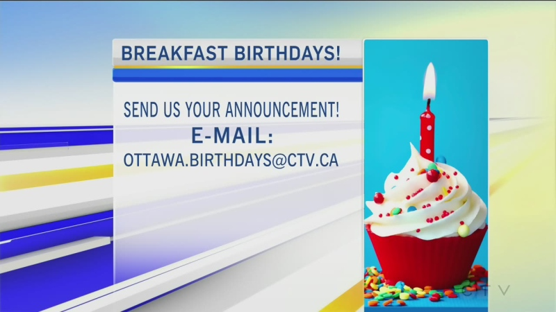 CTV Morning Live Birthdays Sep 29