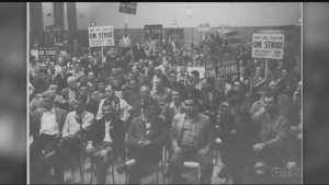 Tony Ryma talks to researcher Dr. Elizabeth Quinlan about her call for stories of the historic 1958 INCO strike in Sudbury and Port Colborne.