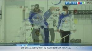Sports Star: Junior curling team