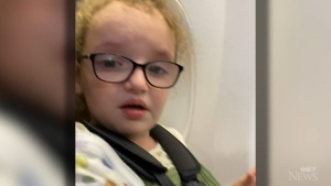 A five-year-old girl with autism and her mother were kicked of a Southwest Airlines flight because the girl would not wear a mask.