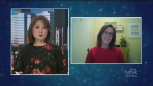 Erin Barker from Concordia's department of psychology discusses how a second lockdown will impact Montrealers
