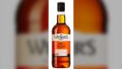 J.P. Wiser's 10 Year Old Whisky bottle (courtesy Enterprise Canada)