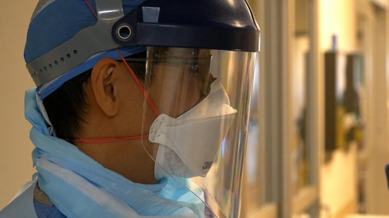 The Canadian Medical Association says doctors are still having problems accessing personal protective equipment.