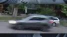 Road rage suspect sought