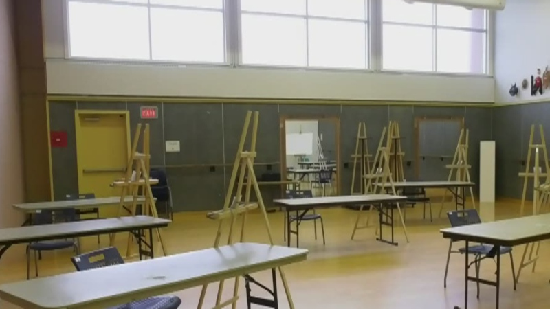 Art programs resume in Calgary