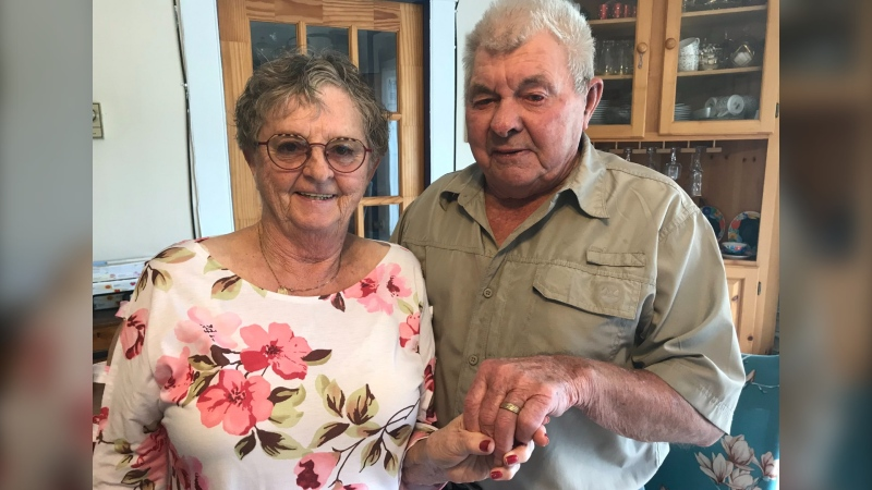 """Oakley Richards lost his wedding ring just days after saying """"I do."""" Now, 23 years later, he has been reunited with the gold band."""
