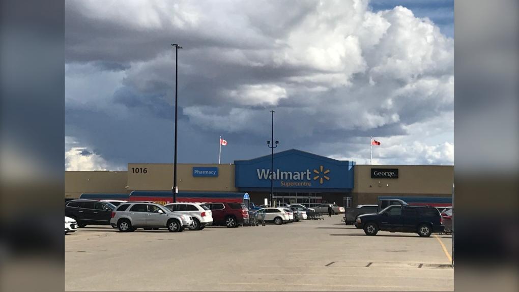 Selkirk Walmart
