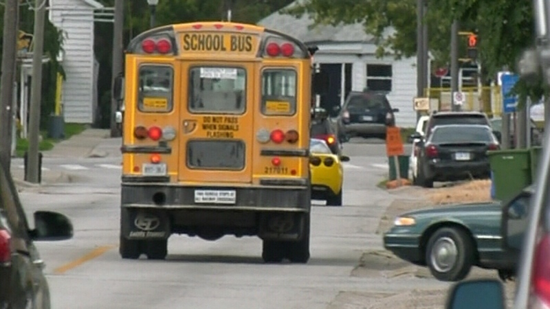 Parents concerned over new busing boundaries