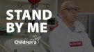 Stand by Me supports children facing serious health issues at children's hospitals during COVID-19 (Source: Childhealth.ca)