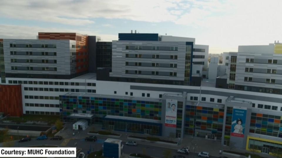 photo: McGill University Health Centre