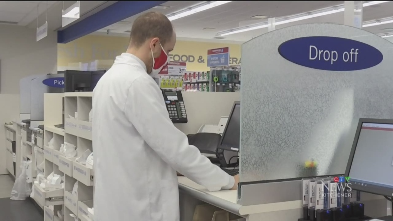 Some pharmacies offering COVID-19 testing