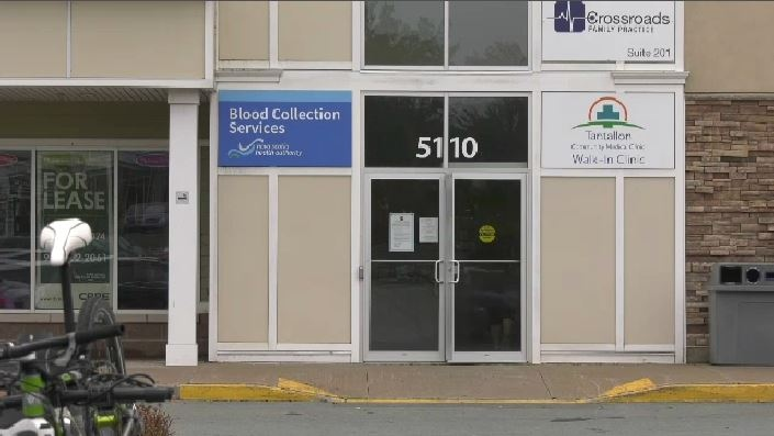 Despite the barriers, 90,000 tests a month are being completed in Nova Scotia -- about 75 per cent of the pre-COVID total.