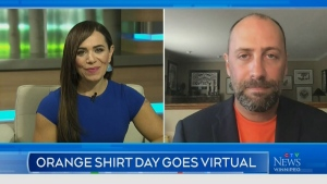 INTERVIEW: Orange Shirt Day goes virtual