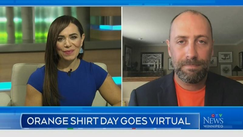 INTERVIEW: Orange Shirt Day goes virtual