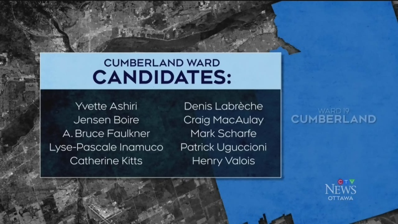 Cumberland votes to fill council seat