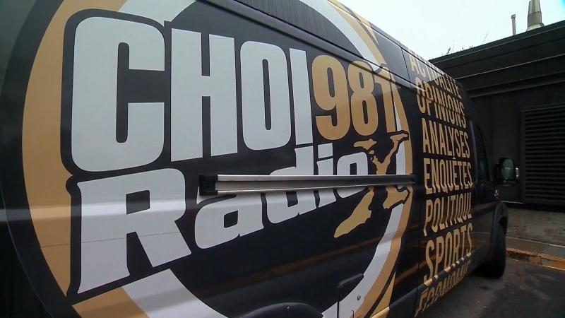 CHOI X radio