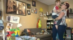 Calgary moms question visitor restrictions at chil