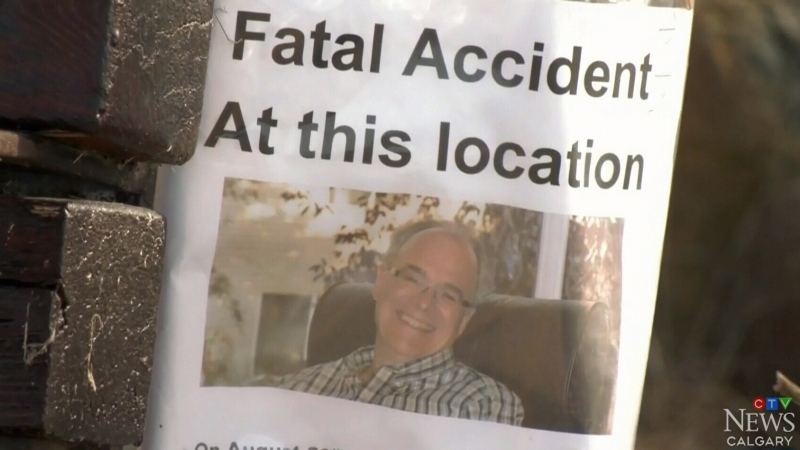 Family has questions about fatal cycling crash