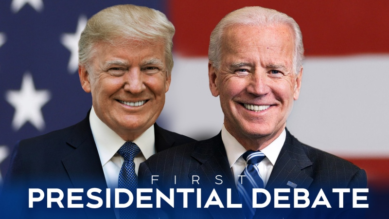 REPLAY: Watch the final debate between Trump and Biden