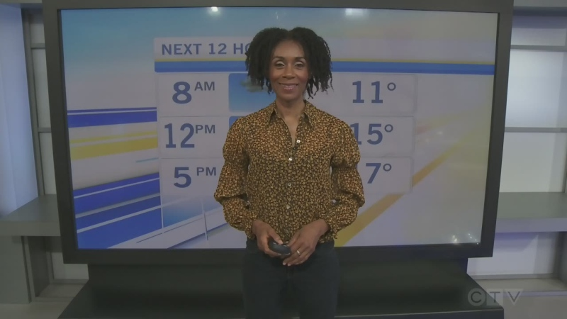 CTV Morning Live Weather Sep 30