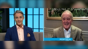 CTV's Your Morning host Ben Mulroney says politics was regularly discussed in his house growing up. So he called his father, former Canadian Prime Minister Brian Mulroney, to find out what he thought of the U.S. presidential debate.