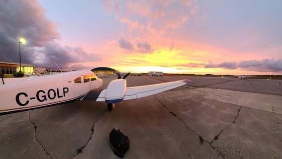 Paul Ernest sunset