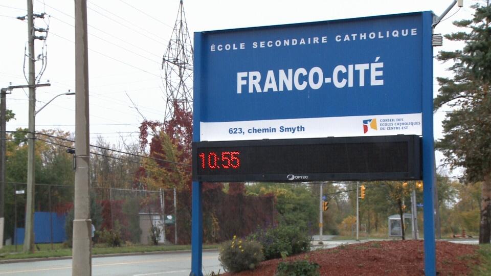 Franco-Cité high school
