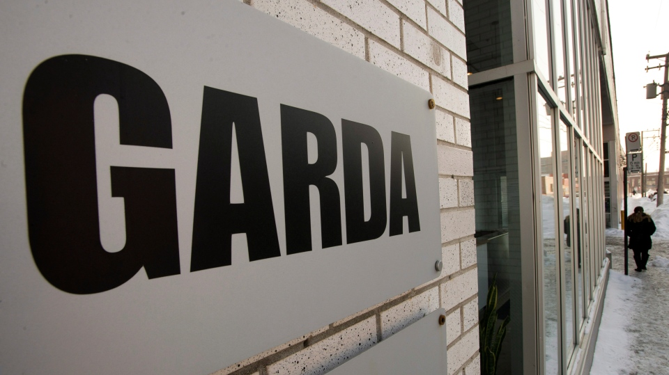 GardaWorld company headquarters is seen Wednesday, December 18, 2013 in Montreal. THE CANADIAN PRESS/Ryan Remiorz