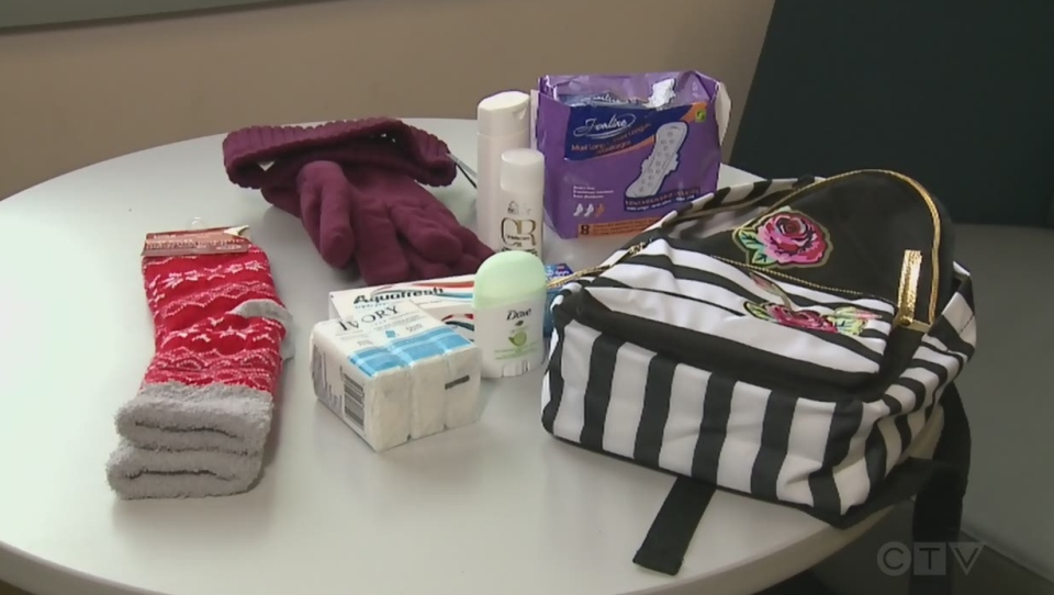 Fill a purse for a sister to help women in need