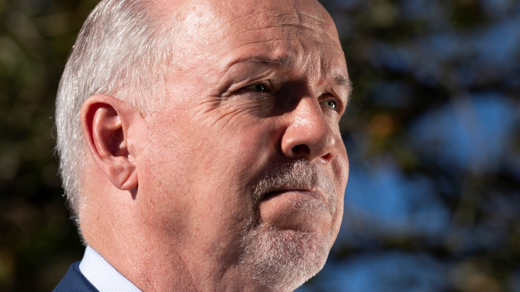 John Horgan - Sept. 2020