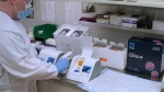 Rapid COVID test kits approved