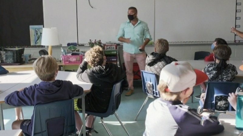 Province looks north for French teachers