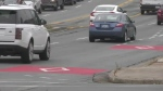 transit-only lanes
