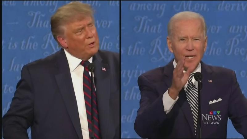 'Painful to watch' presidential debate