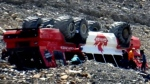 Icefield crash survivors seek $17M