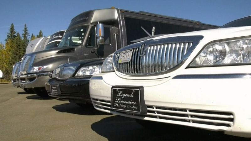 Limo drivers ask for break on city fees