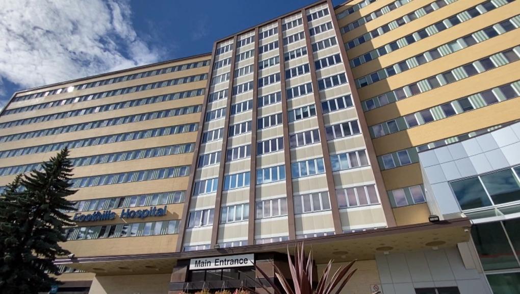 calgary, foothills hospital, covid-19, covid 19, o