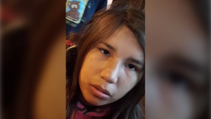 Delaney Smoke, 17, is missing and was last seen in Winnipeg's West End. (source: Winnipeg Police Service)