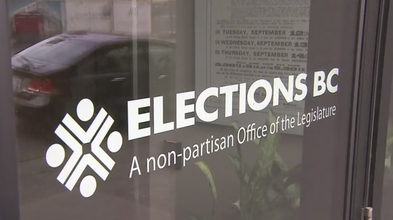ELECTIONS BC