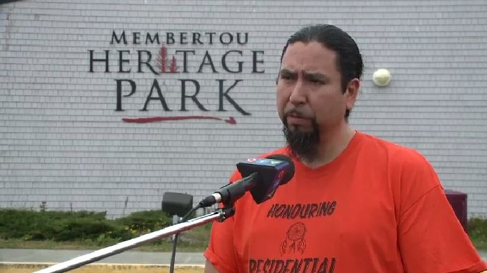 """By the premier doing that apology, you're going to see a big change in all society, in all of Nova Scotia,"" said Jeff Ward of Membertou First Nation. ""And we need to hear that apology, to start the healing."""