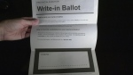 Concern over mail-in ballot confusion