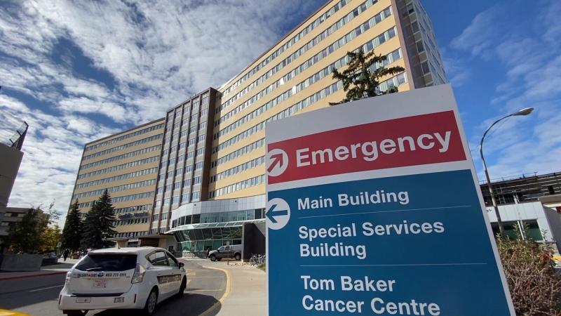 Foothills hospital