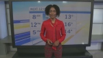 CTV Morning Live Weather Oct 01