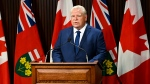 Doug Ford COVID-19 announcement Thursday