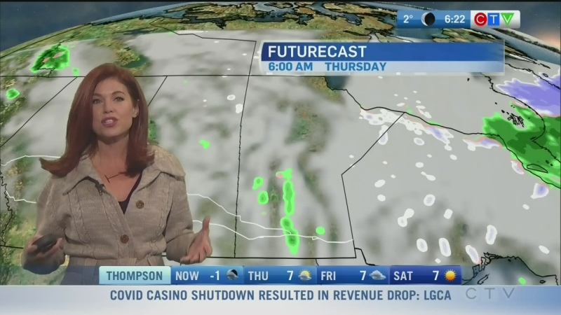 CTV Morning Live Weather Update for October 1