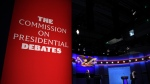 The Commission on Presidential Debates said it would be making changes to the format of the remaining presidential debates after the first debate between Democratic nominee Joe Biden and U.S. President Donald Trump devolved into a chaotic disaster. (Win McNamee/Getty Images/CNN)